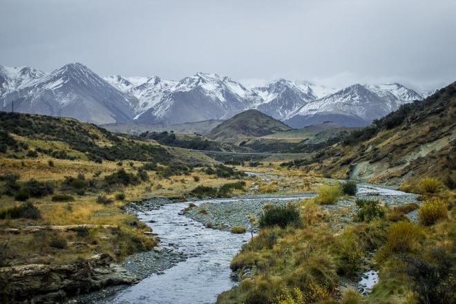 Craigieburn Forest Park, Nueva Zelanda